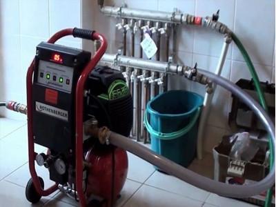 Нюансы чистки отопительной системы. Памятка для домовладельца.