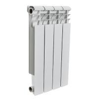 Радиатор алюминиевый секционный ROMMER Profi 500 - 4 секции