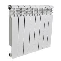 Радиатор алюминиевый секционный ROMMER Profi 500 - 8 секций