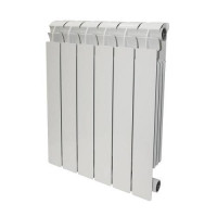 Радиатор алюминиевый секционный GLOBAL VOX Extra 500 - 12 секций