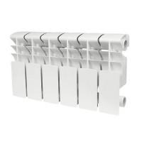 Радиатор алюминиевый секционный ROMMER Plus 200 - 6 секций