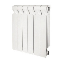 Радиатор алюминиевый секционный STOUT VEGA 350 - 4 секции