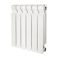 Радиатор алюминиевый секционный STOUT VEGA 500 - 4 секции