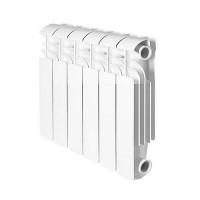 Радиатор алюминиевый секционный GLOBAL ISEO 350 - 6 секций