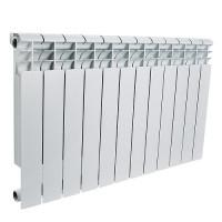 Радиатор алюминиевый секционный ROMMER Profi 500 - 12 секций