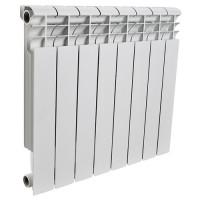 Радиатор алюминиевый секционный ROMMER Profi 350 - 8 секций