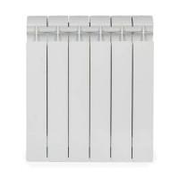 Радиатор биметаллический секционный GLOBAL STYLE PLUS 500 - 4 секции