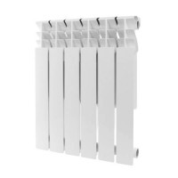 Радиатор биметаллический секционный ROMMER Plus Bm 500 - 6 секций