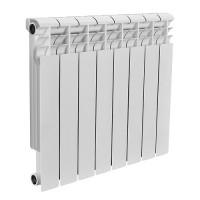 Радиатор биметаллический секционный ROMMER Profi Bm 500 - 8 секций