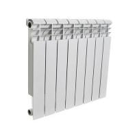 Радиатор биметаллический секционный ROMMER Optima Bm 500 - 8 секций