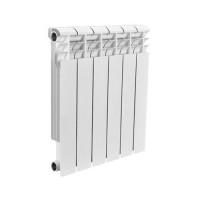 Радиатор биметаллический секционный ROMMER Optima Bm 500 - 6 секций