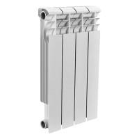 Радиатор биметаллический секционный ROMMER Optima Bm 500 - 4 секции