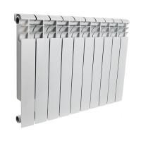 Радиатор биметаллический секционный ROMMER Optima Bm 500 - 10 секций
