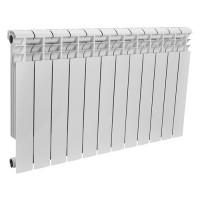 Радиатор биметаллический секционный ROMMER Profi Bm 350 - 12 секций