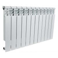 Радиатор биметаллический секционный ROMMER Optima Bm 500 - 12 секций
