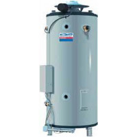 Водонагреватель газовый накопительный American Water Heater BCG3 - 379л. (80,64 кВт)