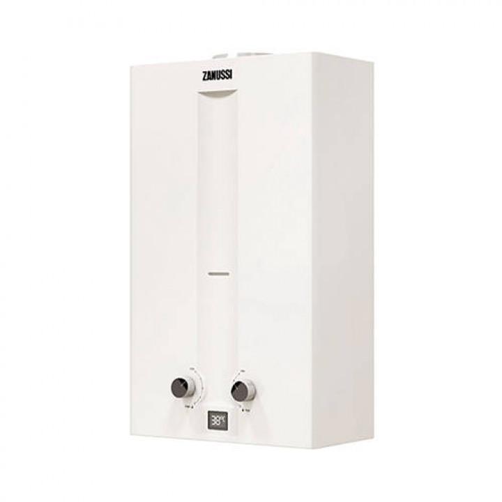 Водонагреватель газовый проточный Zanussi GWH 10 Fonte LPG (цвет белый)