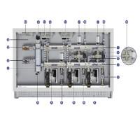 Группа автономной циркуляции Emmeti Firstbox A (700мм)