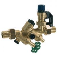 """Группа безопасности водонагревателя SYR 24 - 3/4"""" (Ду20, PN10, Tmax30°C давление срабатывания 6 бар)"""