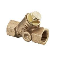 """Клапан обратный Oventrop - 1/2"""" (ВР/ВР, PN25, Tmax 100°C, уплотнение из фторкаучука)"""