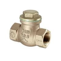 """Клапан обратный Oventrop - 1/2"""" (ВР/ВР, PN16, Tmax 80°C, металлическое уплотнение)"""