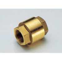 """Клапан обратный Tiemme 3505 YACHT - 1/2"""" (ВР/ВР, PN16, Tmax 110°C, затвор металлический)"""