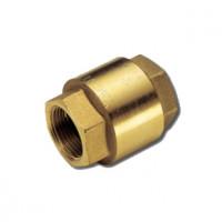 """Клапан обратный Tiemme 3500 YACHT - 1/2"""" (ВР/ВР, PN12, Tmax 100°C, затвор пластиковый)"""