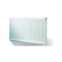 Радиатор панельный профильный Buderus Logatrend K-Profil тип 22 - 400x400 мм, цвет белый RAL9016
