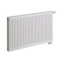 Радиатор панельный профильный KERMI Profil-V тип 10 - 600x400 мм (подкл.нижнее правое, цвет белый)