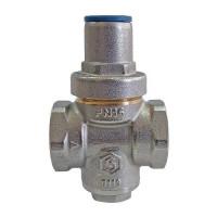 """Регулятор давления поршневой STOUT - 1/2"""" (ВР/ВР, PN16, Tmax 130°С, EPDM, без выхода для манометра)"""