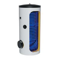 Водонагреватель косвенного нагрева Drazice OKC 300 NTRR/BP (285 л., два змеевика)