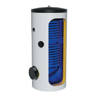 Водонагреватель косвенного нагрева Drazice OKC 250 NTRR/BP (234 л., два змеевика)