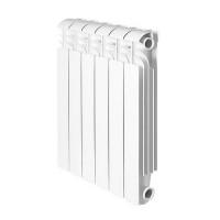 Радиатор алюминиевый секционный GLOBAL ISEO 500 - 6 секций
