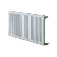Радиатор панельный профильный KERMI Profil-K тип 11 - 400x600 мм (подкл.боковое, цвет белый)